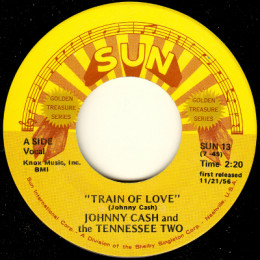 Train Of Love (Sun International 13)