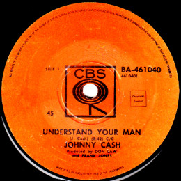 Understand Your Man (CBS BA 461040)