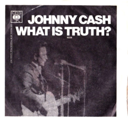 What Is Truth (front sleeve)