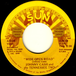 Wide Open Road (Sun International 58) variant 1