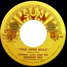 Wide Open Road (Sun International 58) variant 2