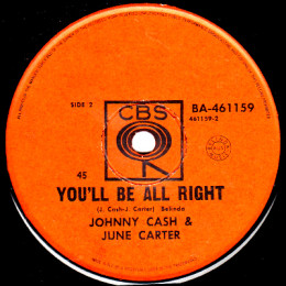 You'll Be All Right (CBS BA 461159)