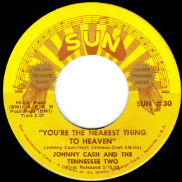 You're The Nearest Thing To Heaven (Sun International 30)