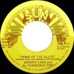 Home Of The Blues (Sun International 20) variant 2