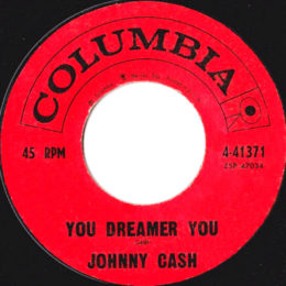 You Dreamer You (Columbia 4-41371) variant 3
