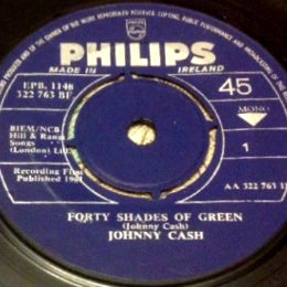 Forty Shades Of Green (Philips 1148) blue label
