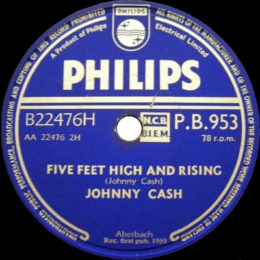 Five Feet High And Rising -78rpm