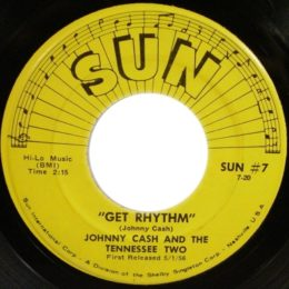 Get Rhythm  (Sun International 7) variant 2