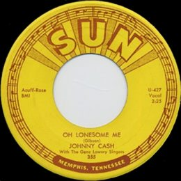 Oh Lonesome Me (Sun 355) variant 2