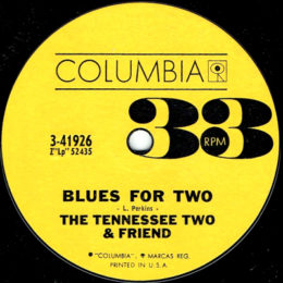 Blues For Two (33mph)
