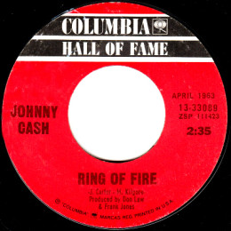 Ring Of Fire (Columbia HOF 13-33089)