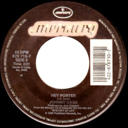 Hey Porter (Mercury 878 710-7)