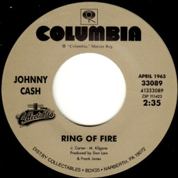 Ring Of Fire (Columbia HOF 33089)
