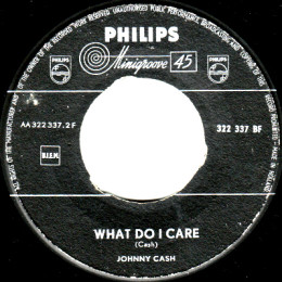 What Do I Care - Holland