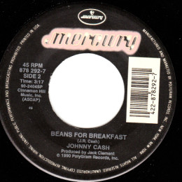 Beans For Breakfast (Mercury 878 292-7)