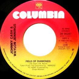 Field Of Diamonds (Columbia 38-06287)