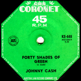 Forty Shades Of Green (Coronet KS 449)