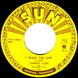 I Walk The Line (Third Man 241)