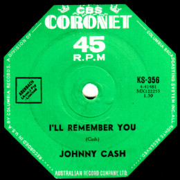 I'll Remember You (Coronet KS 356)