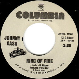 Ring Of Fire (Columbia 13-33089)