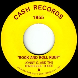 Rock And Roll Ruby (Cash Records)