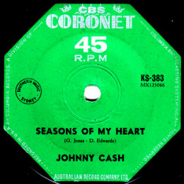 Seasons Of My Heart (Coronet KS 383)