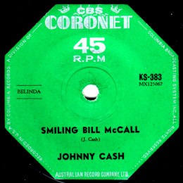 Smiling Bill McCall (Coronet KS 383)