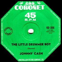 The Little Drummer Boy (Coronet KS 356)