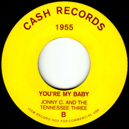 You're My Baby (Cash Records)