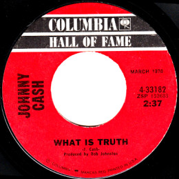 What is Truth (Columbia 4-33182)