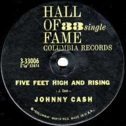 Five Feet High And Rising (Columbia HOF 3-33006)