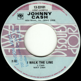 I Walk The Line (HOF 13-33101) canada