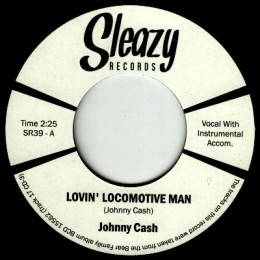 Lovin' Locomotive Man (Sleazy SR39)