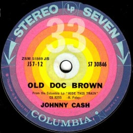 Old Dock Brown (Columbia S7 30846)