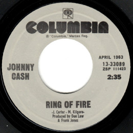 Ring Of Fire (Columbia HOF 13 33089)