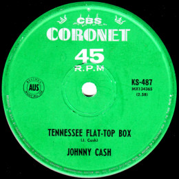 Tennessee Flat-Top Box (Coronet KS 487)