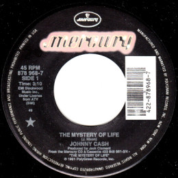 The Mystery Of Life (Mercury 878 968-7)