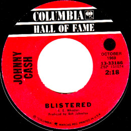 Blistered (Columbia HOF 13-33186)