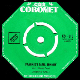 Frankie's Man Johnny (Coronet KS-316) variant 1