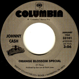 Orange Blossom Special (Collectables 33101)