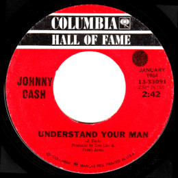 Understand Your Man  (Columbia HOF 13-33091)