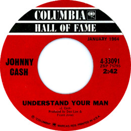 Understand Your Man  (Columbia HOF 4-33091)