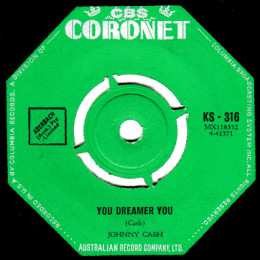 You Dreamer You (Coronet KS-316) variant 1