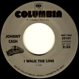 I Walk The Line (Collectables 33101)