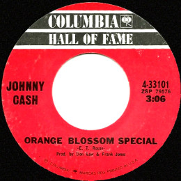 Orange Blossom Special (Columbia 4-33101)