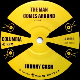 The Man Comes Around (Columbia 4-4999)