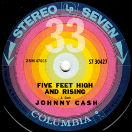 Five Feet And Rising (Columbia S7 30427)