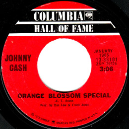 Orange Blossom Special (Columbia HOF 13-33101)
