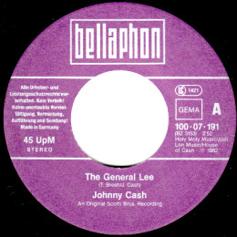 The General Lee (Bellaphon 100 07 191)