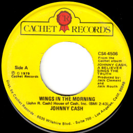 Wings In The Morning (Cachet CS4-4506)